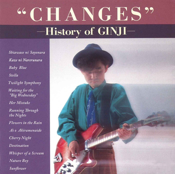 CHANGES History of GINJI